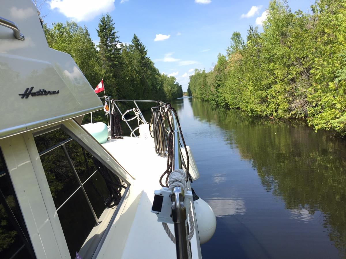 72 miles on the Trent, locks28-36